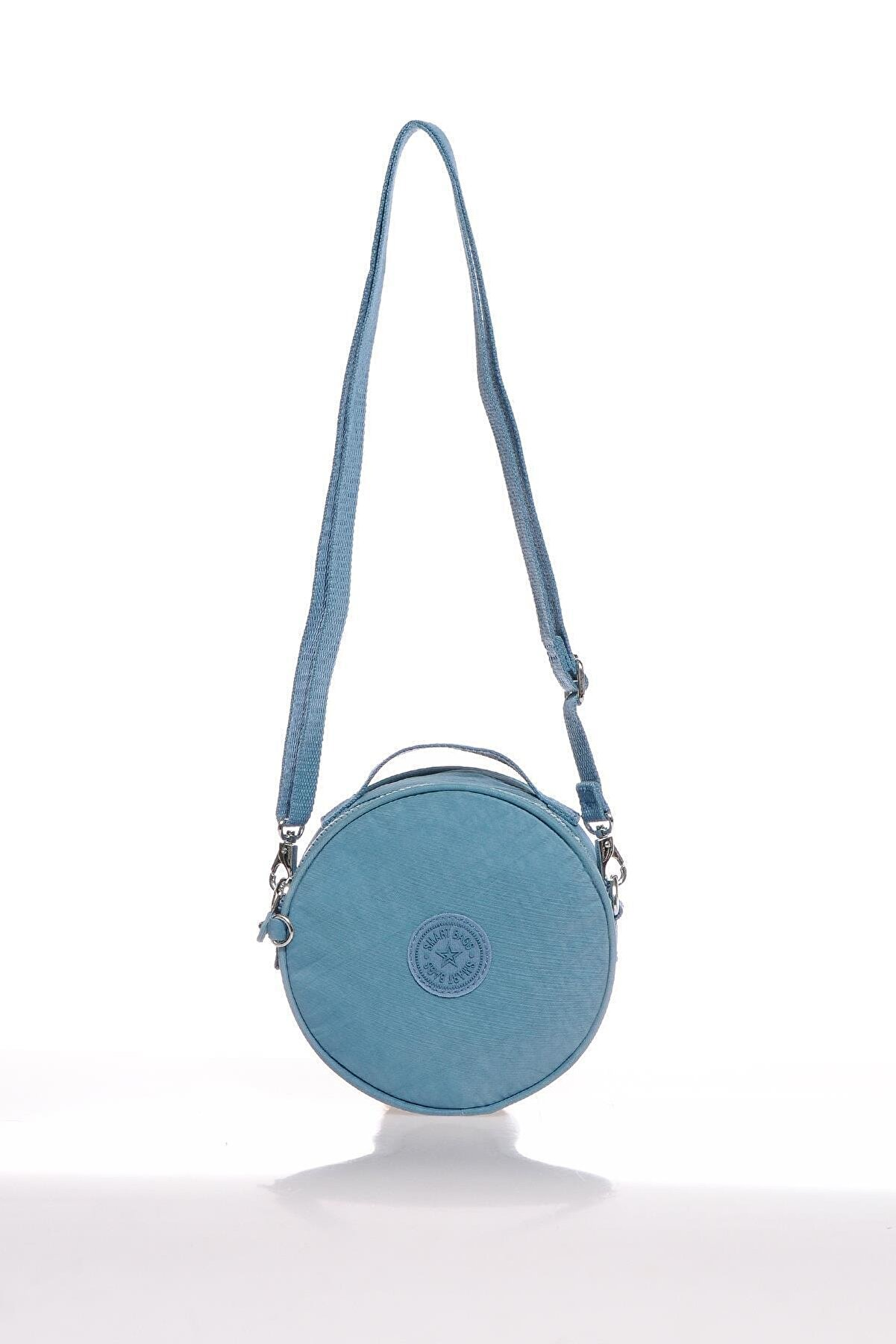Smart Bags Smb3024-0050 Buz Mavi Kadın Çapraz Çanta
