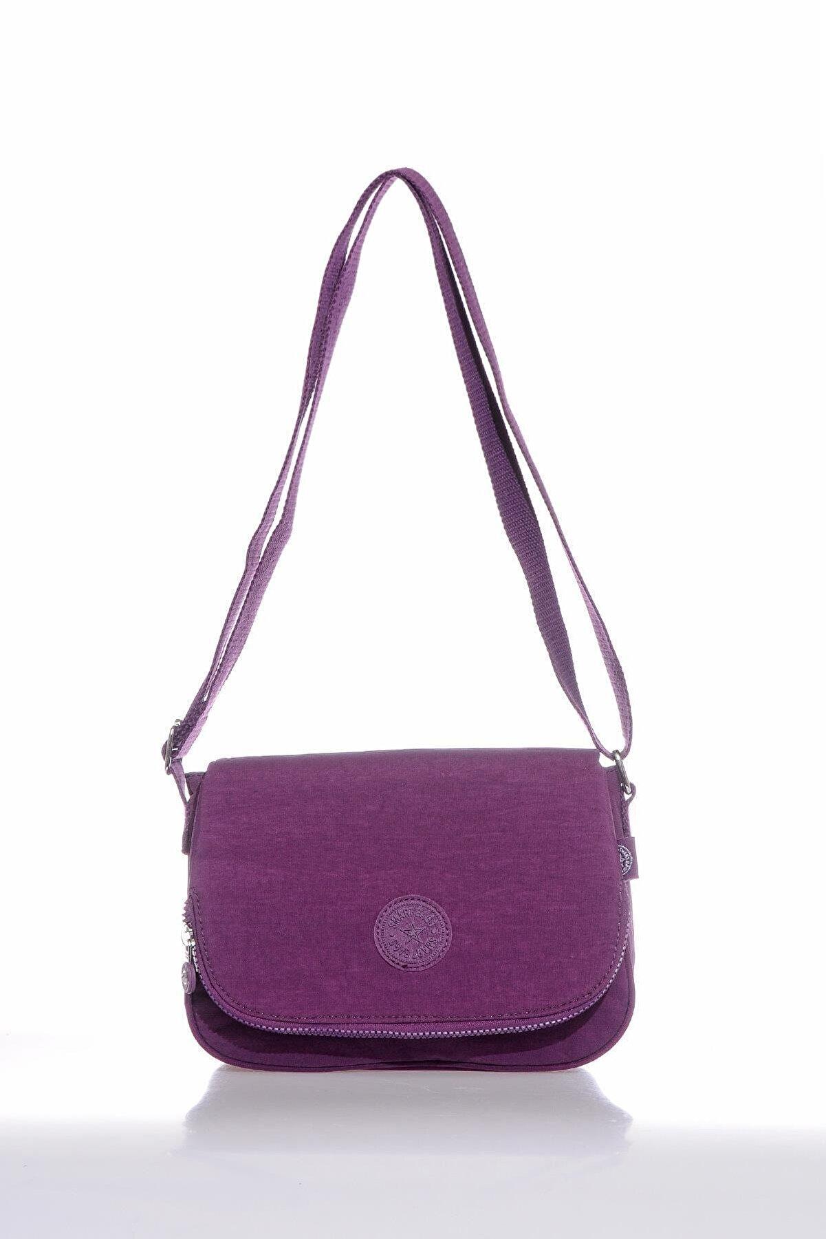 Smart Bags Smb3056-0027 Mor Kadın Çapraz Çanta