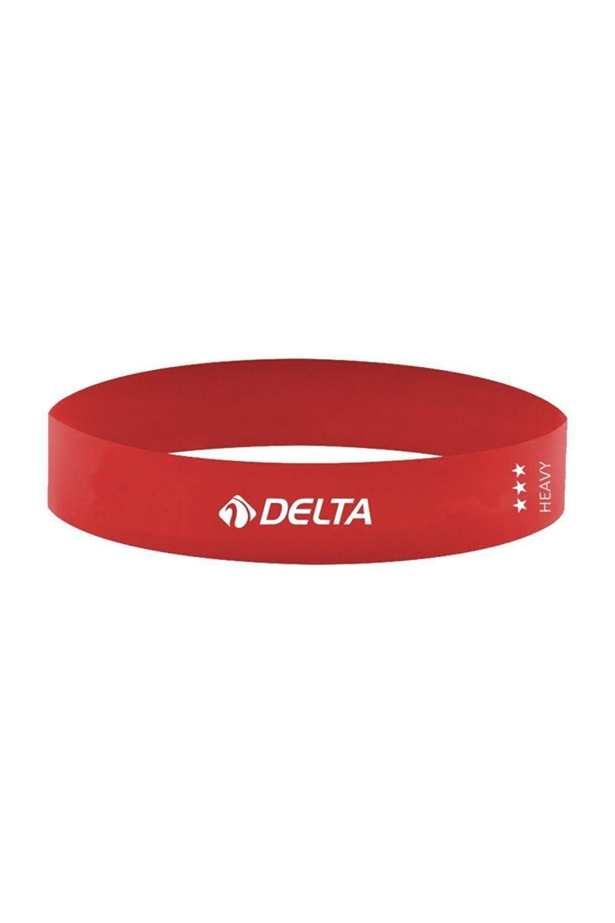 Delta Lph659 Aerobik Bandı Lateks Bant Pilates Lastiği-tam Sert