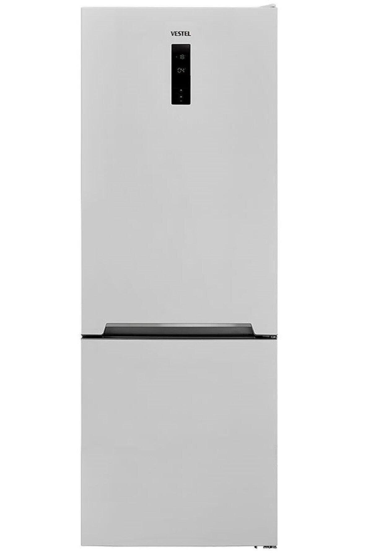 VESTEL NFK5402 E A++ GI WIFI 540 Lt No-Frost Kombi Buzdolabı