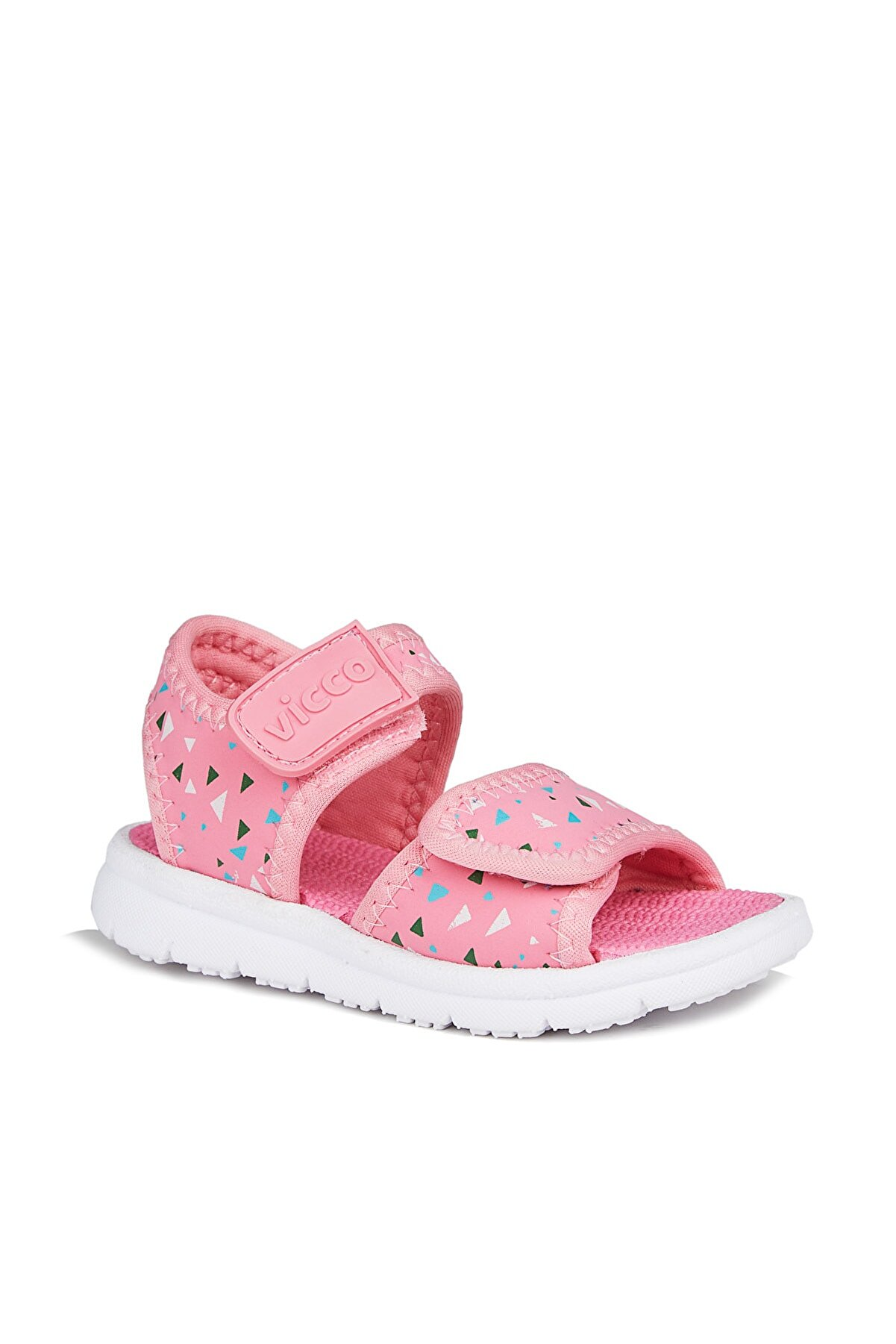 Vicco Limbo Kız Bebe Pembe Sandalet
