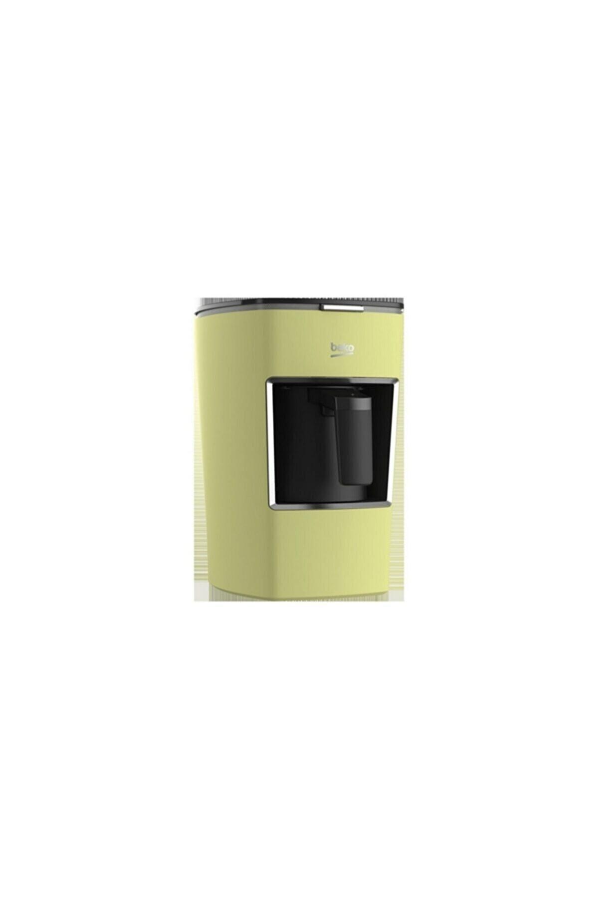 Beko Bkk 2300 Sarı Mini Keyf Kahve Makinesi