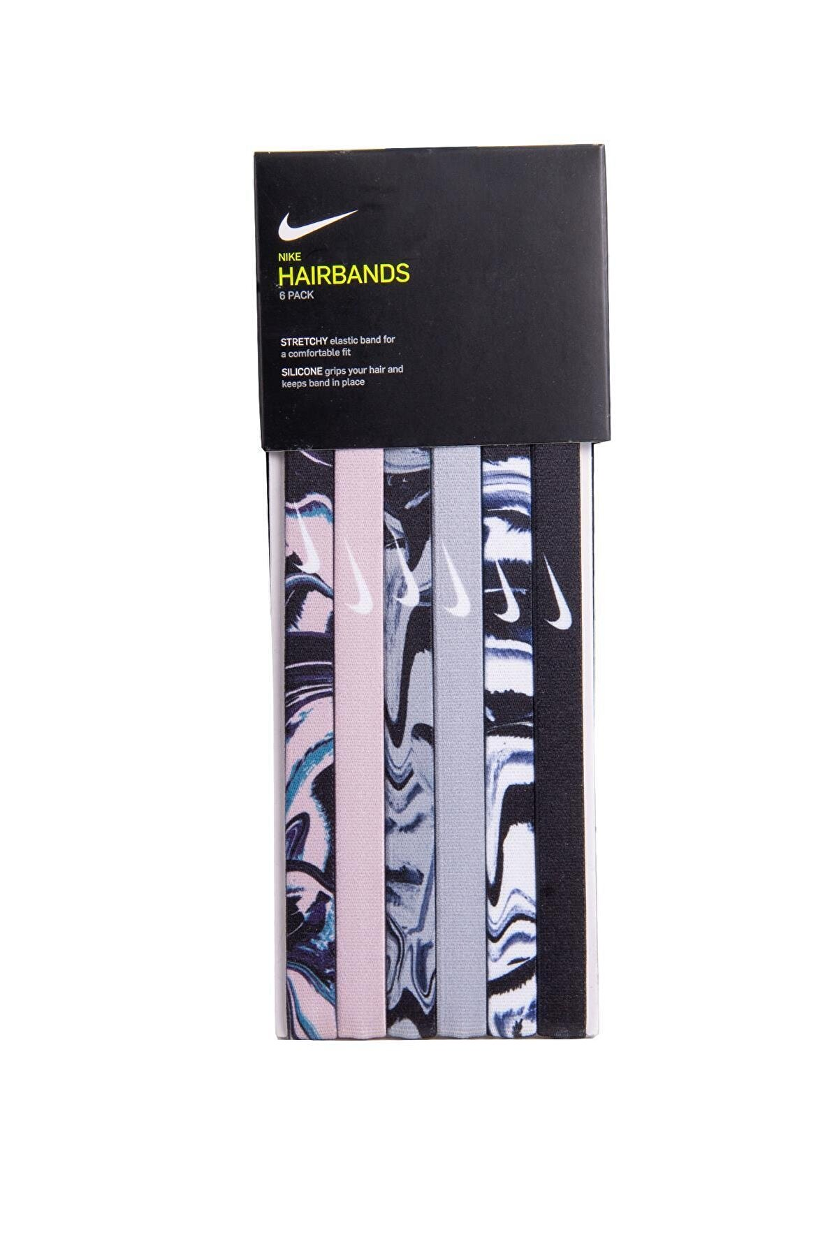 Nike Printed Headbands 6pk Unisex Saç Band (N.000.2545.995.os)