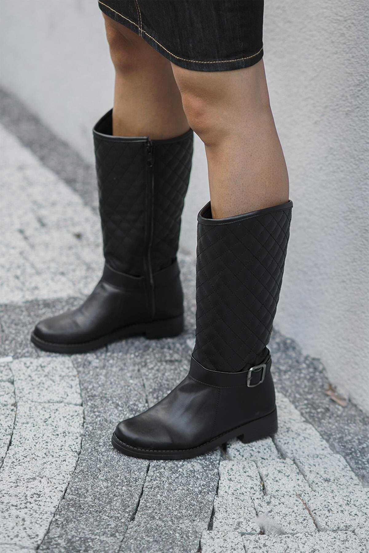 OCT Shoes Kadın Çizme Ts1047