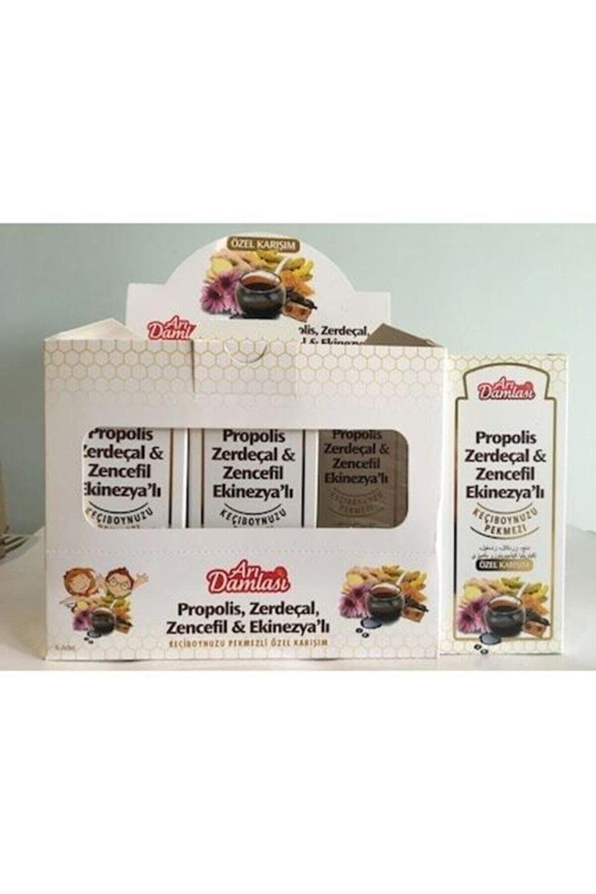 Arı damlası Propolis Zerdeçal Zencefil Ekinezyalı (Çocuk) 250 ml