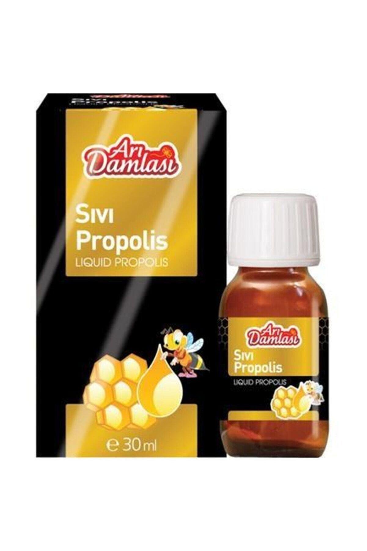Arı damlası Sıvı Propolis 30 Ml