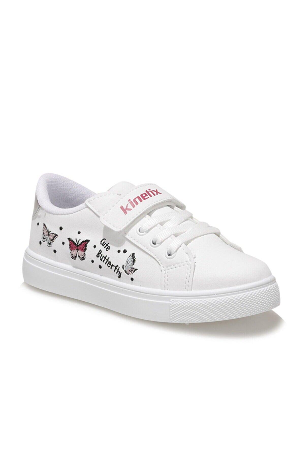 Kinetix Ganj X 1fx Beyaz Kız Çocuk Sneaker Ayakkabı