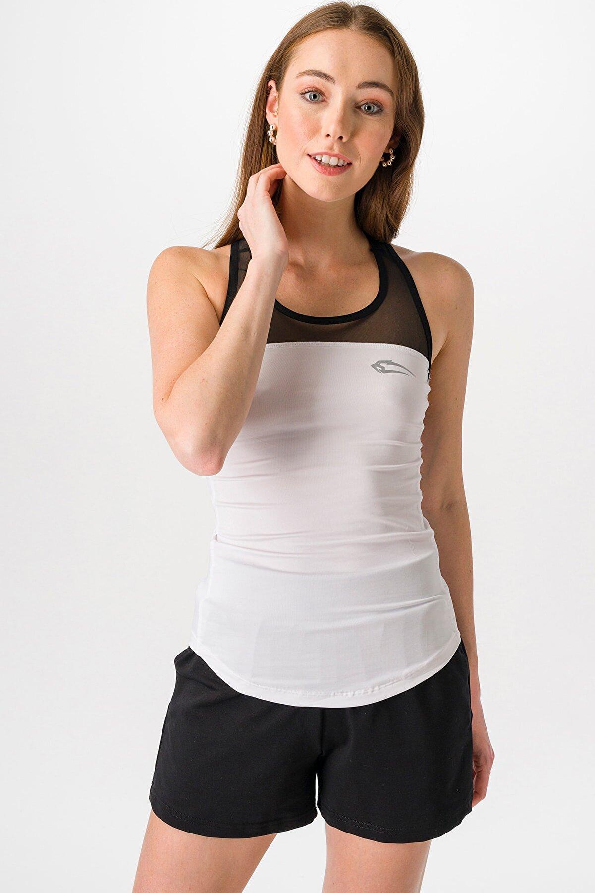 Runever Kadın Beyaz Spor Atlet