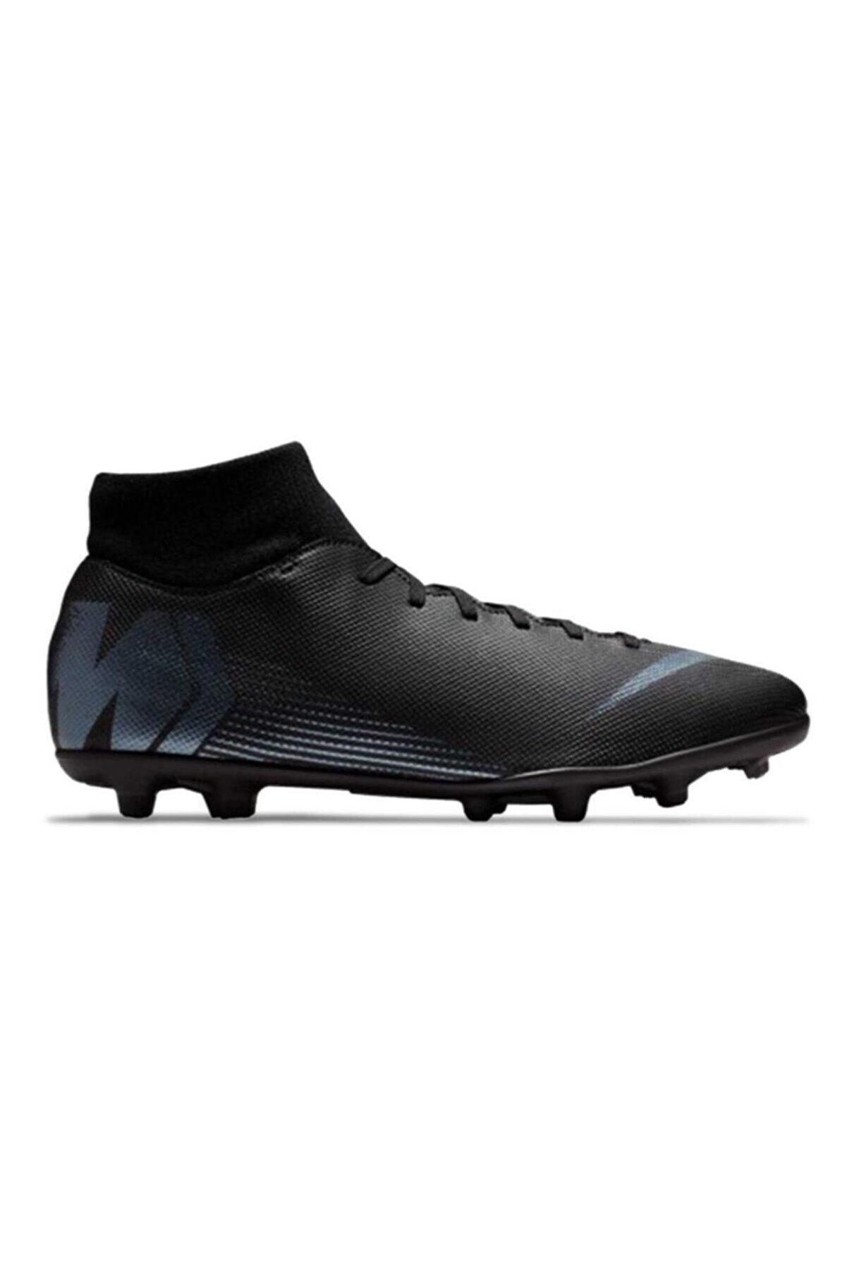 Nike Ah7363-001 Mercurial Superfly Vı Club 'raised On Concrete' Unisex Futbol Ayakkabı