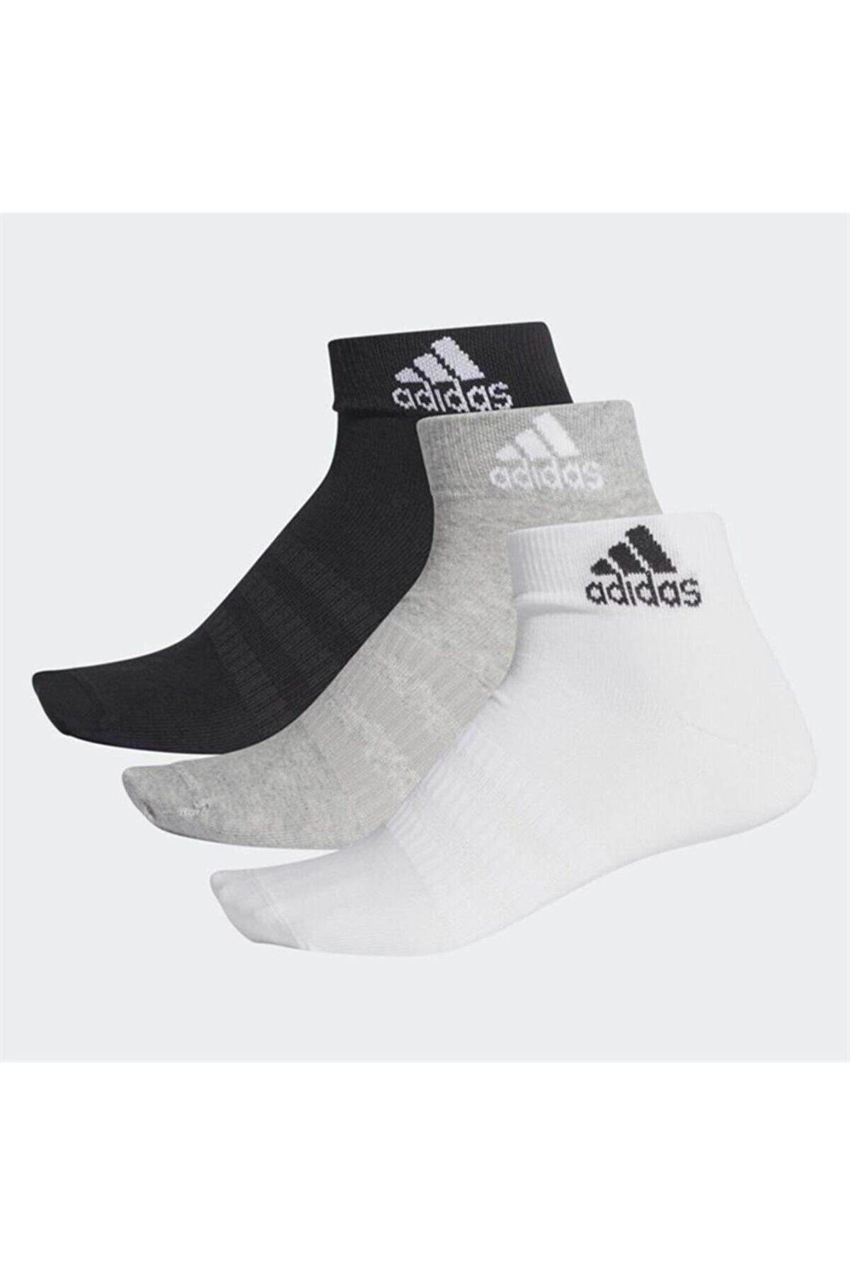 adidas Light Ank 3pp Unisex Günlük Çorap - Dz9434