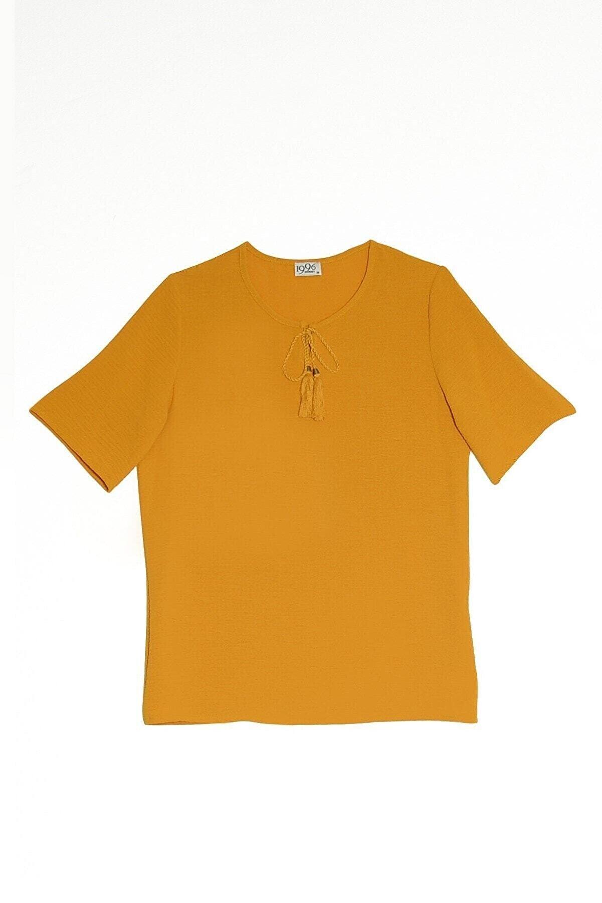 Journey Kadın Sarı Bluz