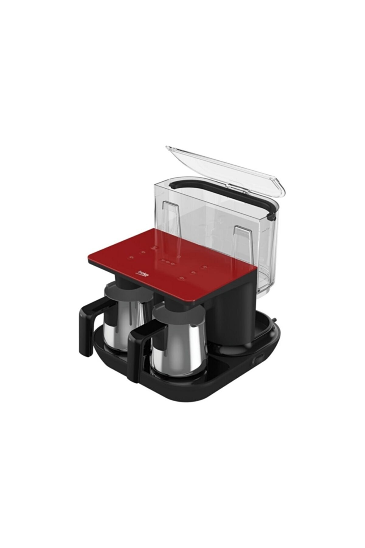 Beko Tkm 8961 K Keyf Kırmızı Türk Kahve Makinesi