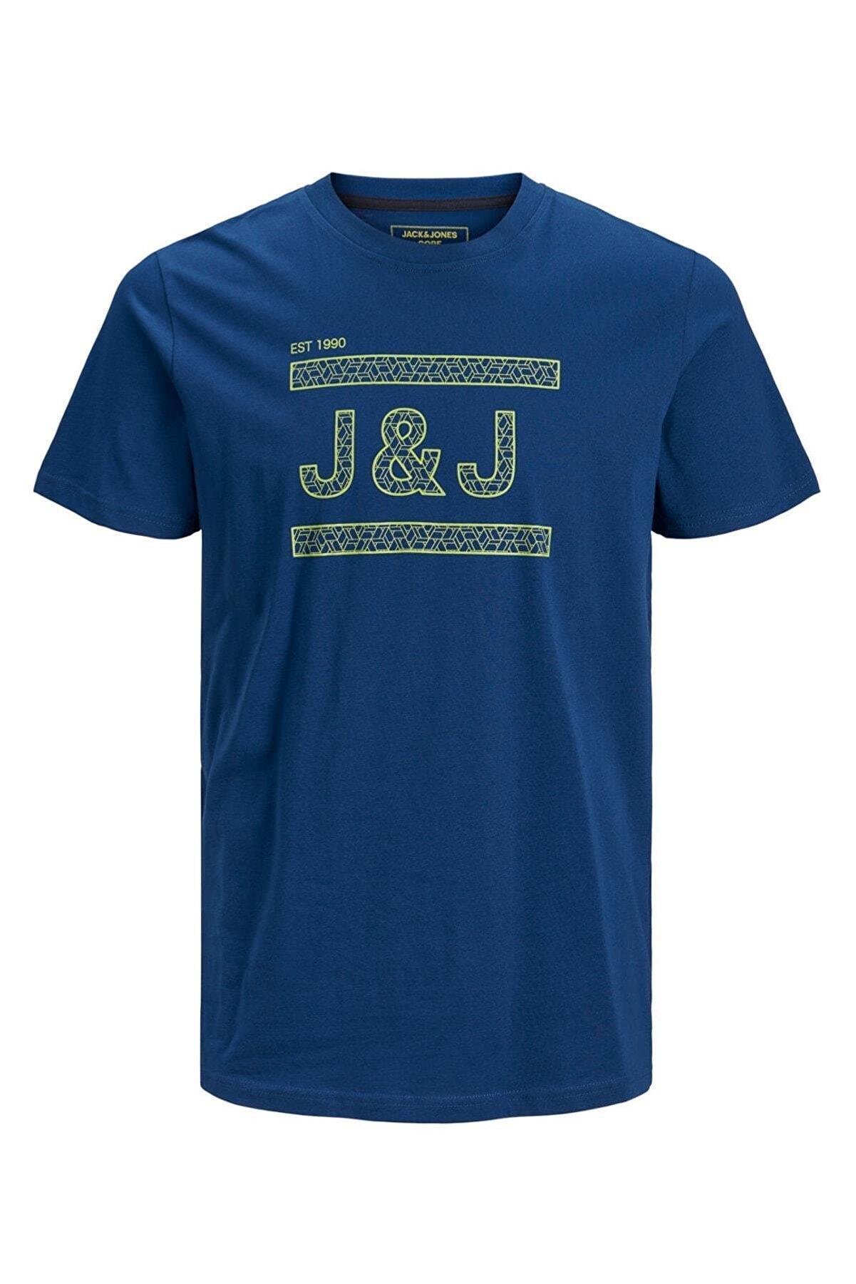 Jack & Jones Jack&jones Jcocomplete Erkek Tişört 12167303