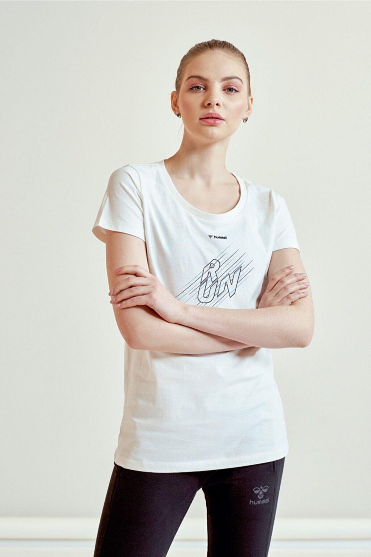 HUMMEL Fortuna Kısa Kollu Tişört