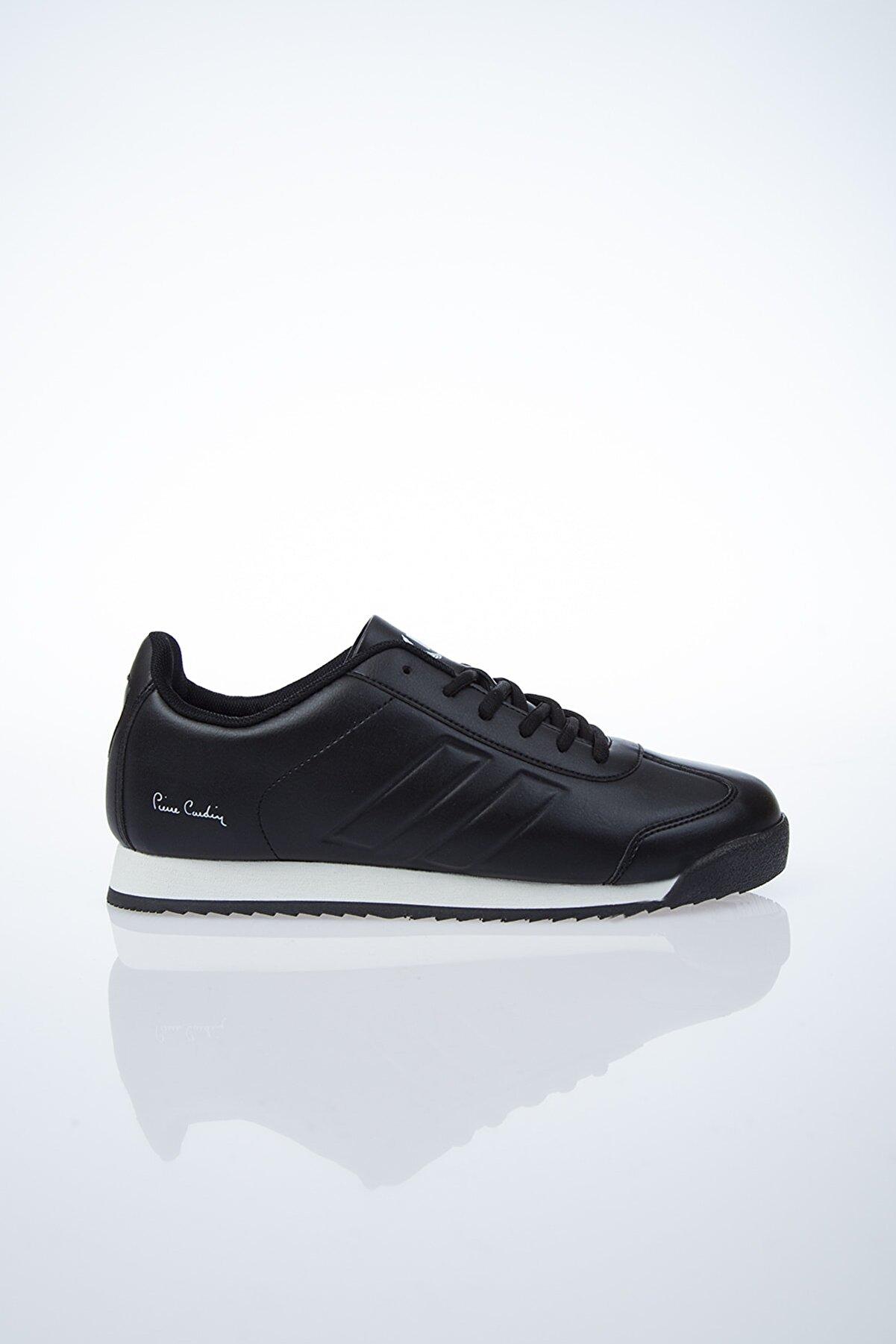 Pierre Cardin PC-30484 Siyah-Beyaz Erkek Spor Ayakkabı