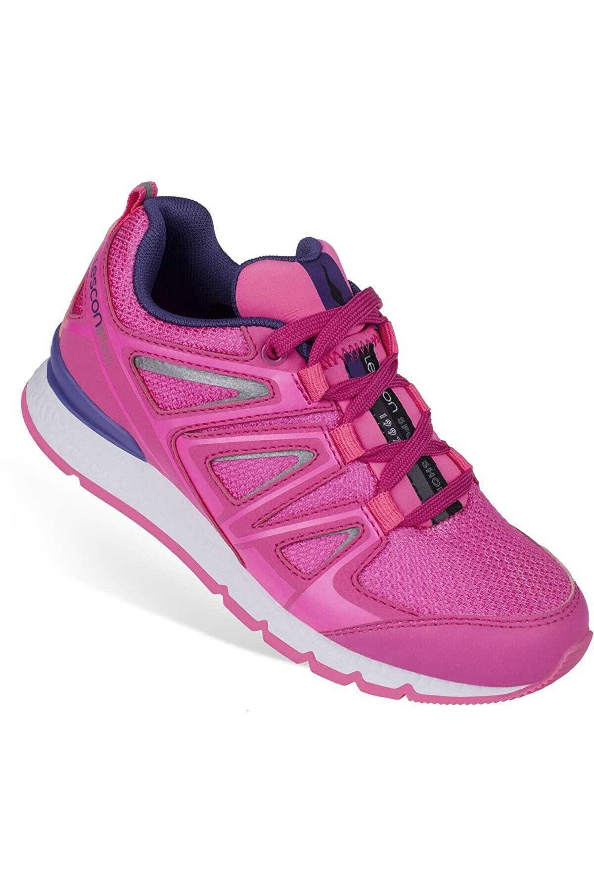 Lescon Fuşya Çocuk Sneakers Ayakkabı
