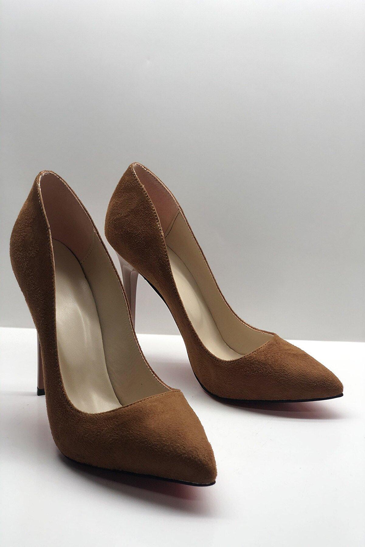 HAYYSHOES Stiletto Topuklu Ayakkabı
