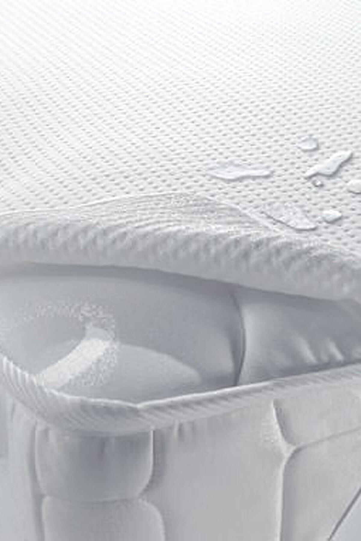 Taç Sıvı Geçirmez Tek Kişilik Polyester/pamuk Alez