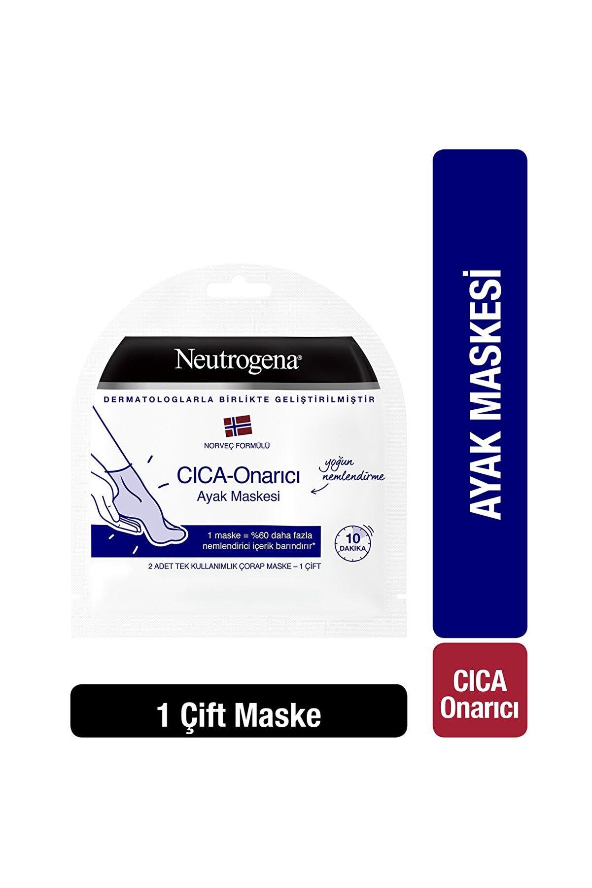 Neutrogena CICA-Onarıcı Ayak Maskesi