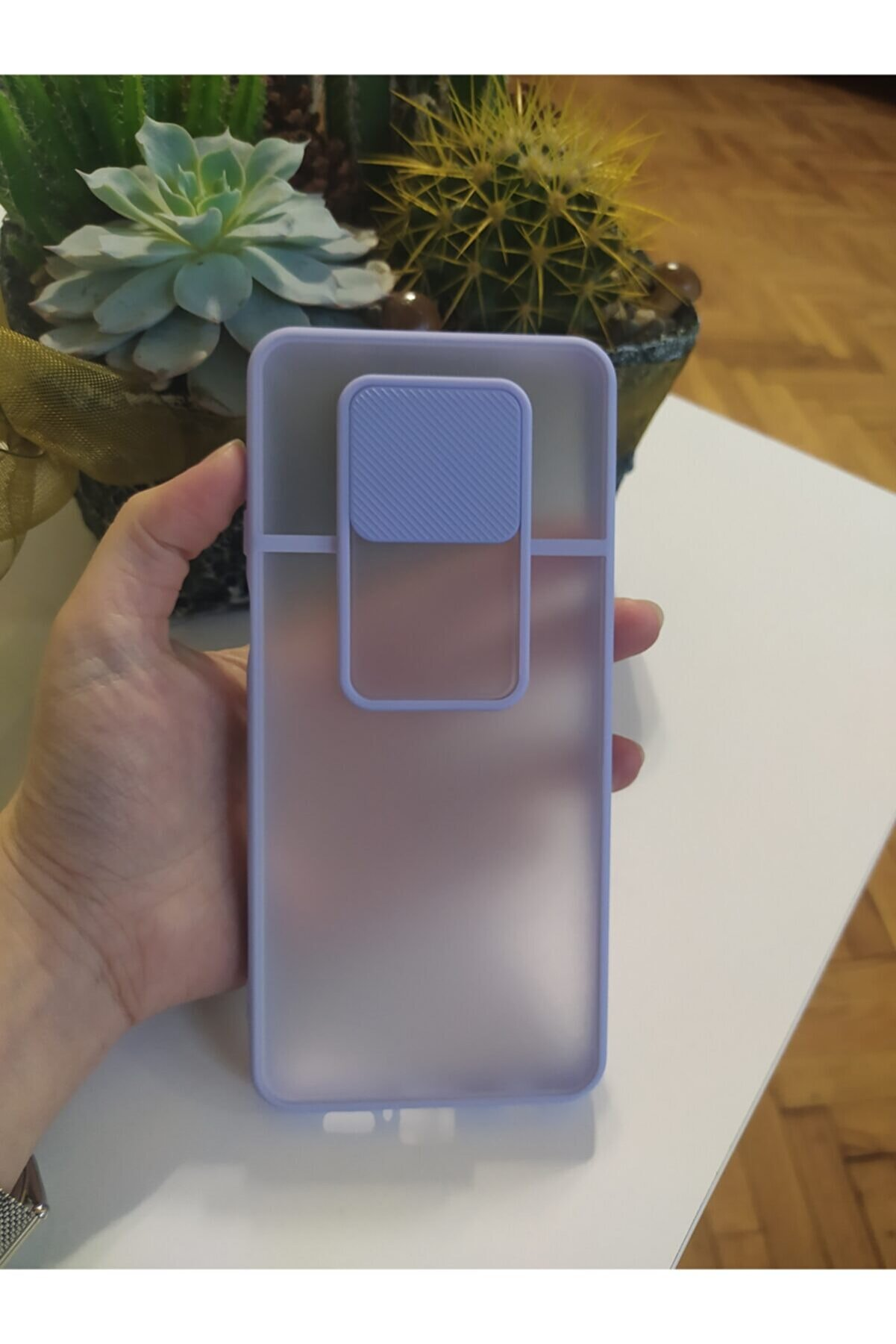 SUPPO Redmi Note 9s/9pro Uyumlu Kamera Korumalı Kılıf