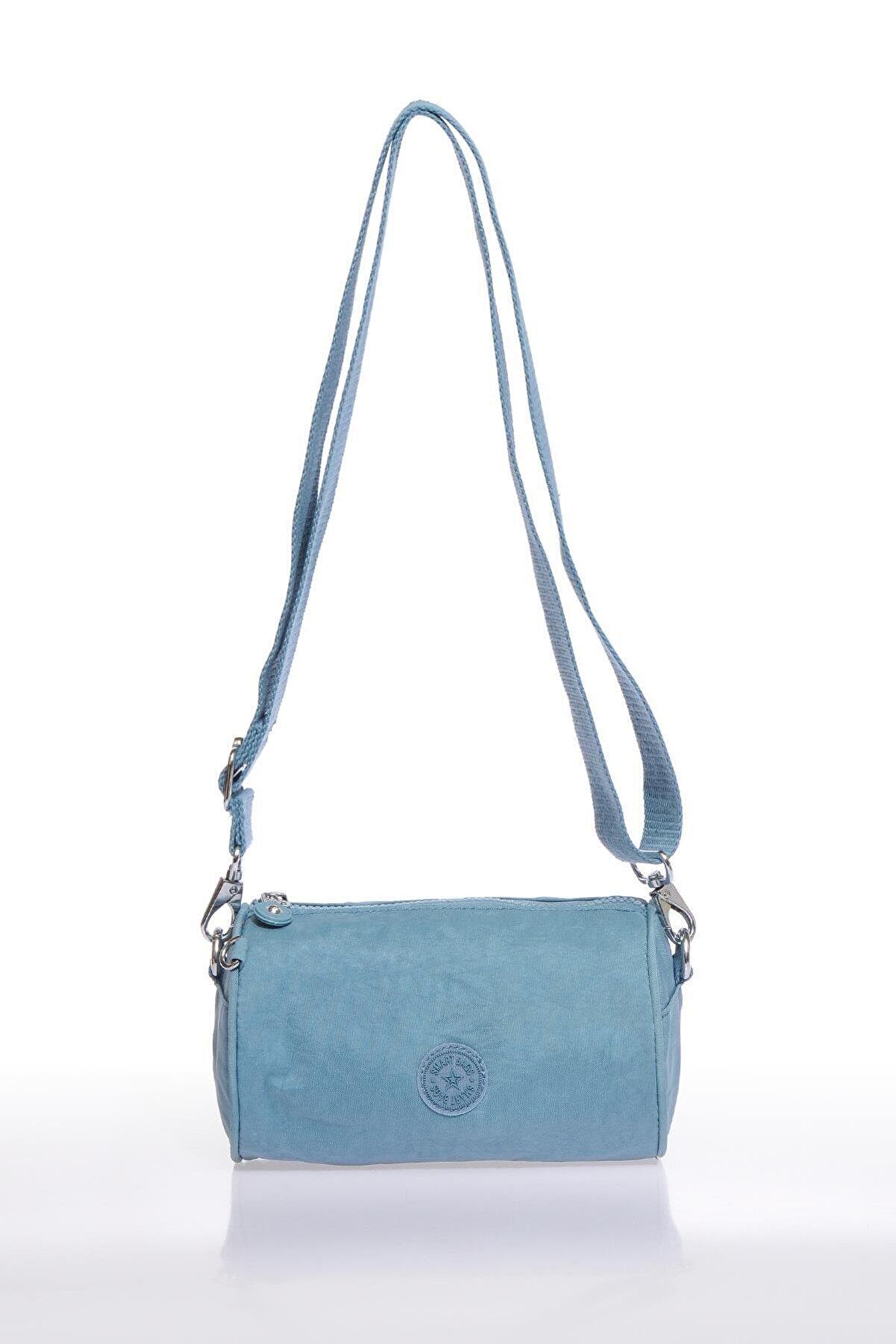 Smart Bags Smb3025-0050 Buz Mavi Kadın Çapraz Çanta