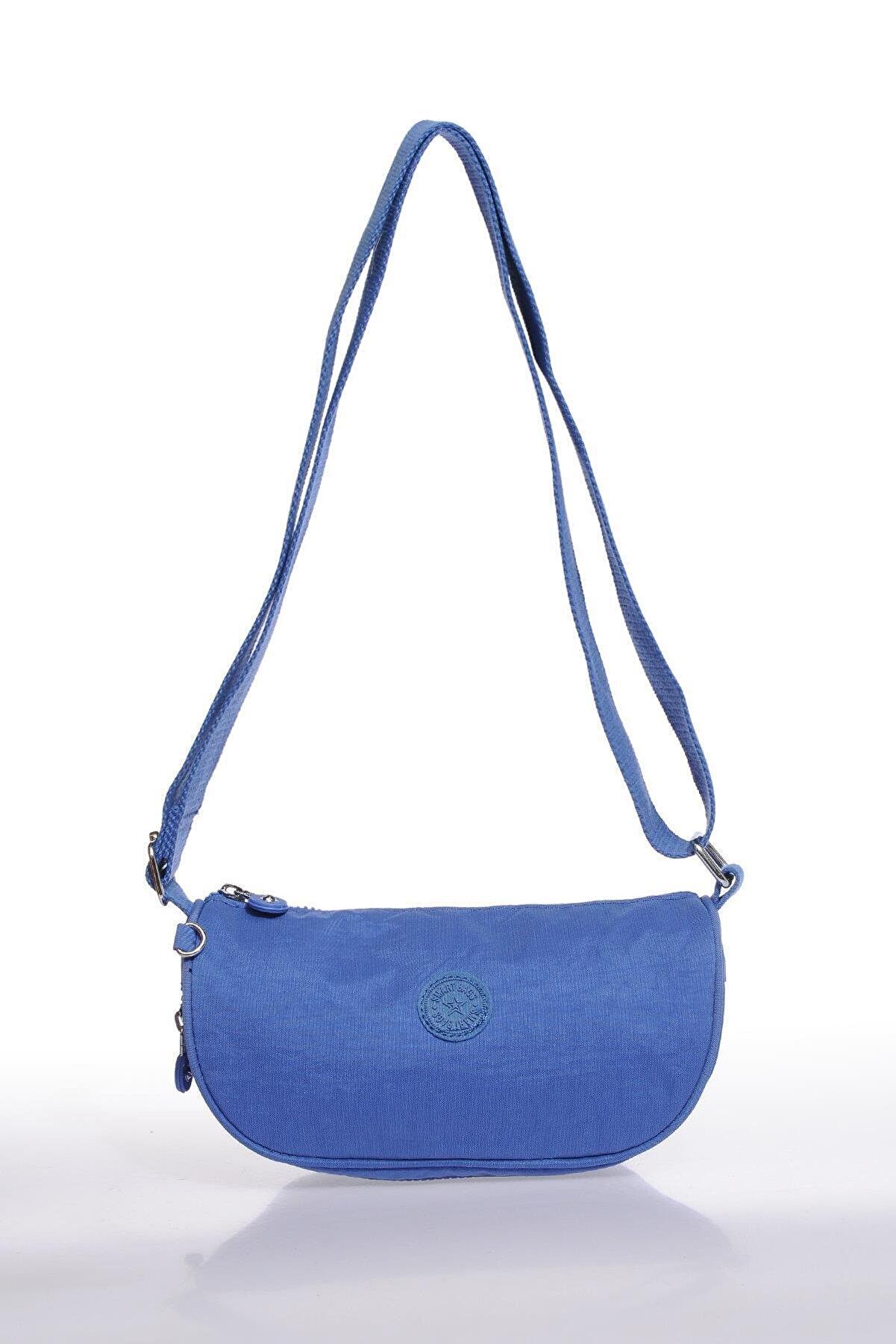 Smart Bags Smb3026-0031 Mavi Kadın Çapraz Çanta