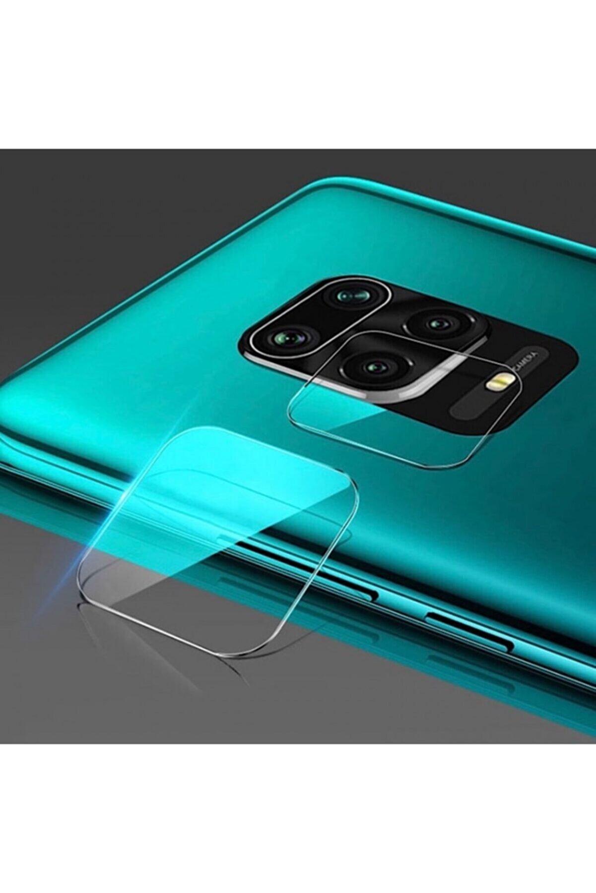 Telehome Xiaomi Redmi Note 9s / Note 9 Pro Kamera Koruma Camı Lens Koruma