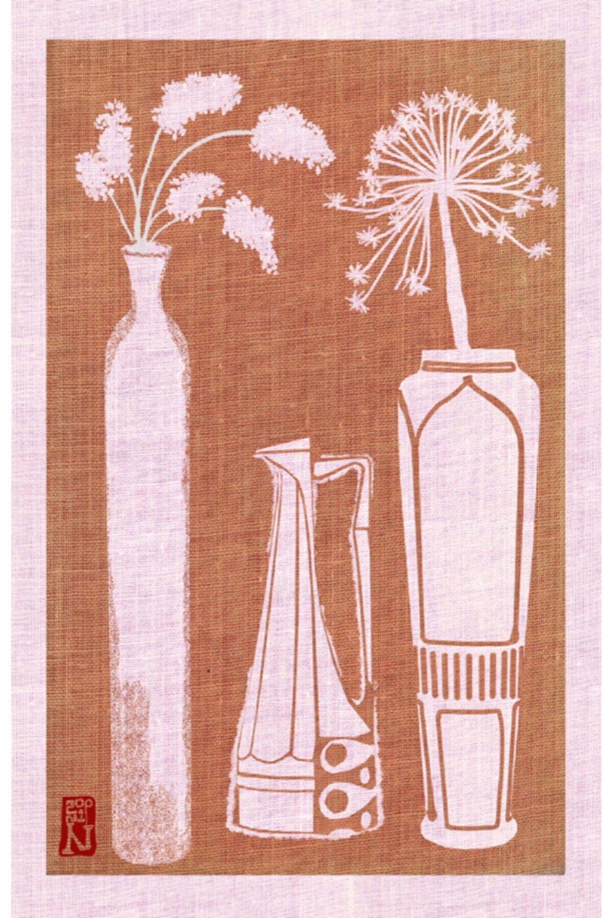 Nilol Print Simple Pleasures, 18x28, Dijital Illüstrasyon, Fine Art Baskı
