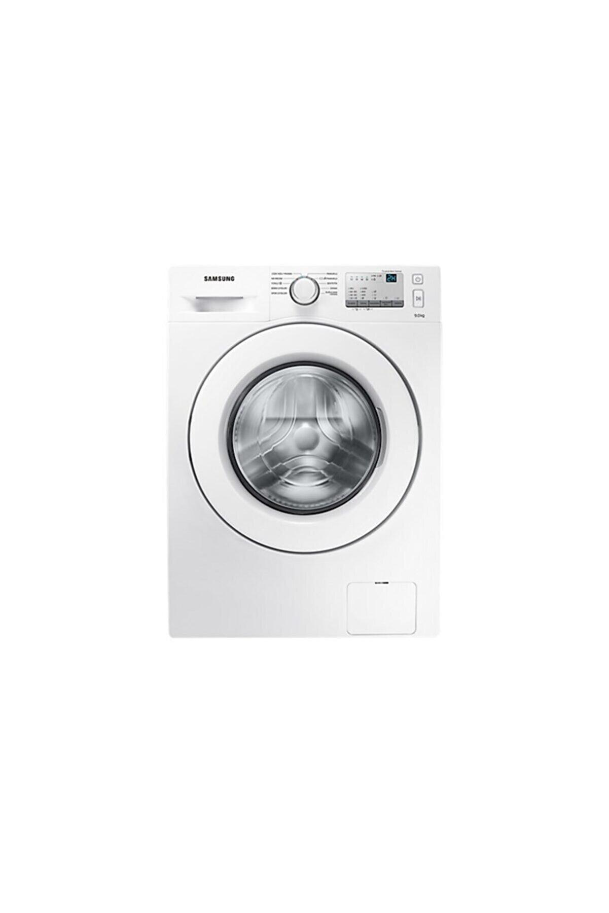 Samsung WW90J3283KW/AH A+++ 1200 Devir 9 kg Çamaşır Makinesi