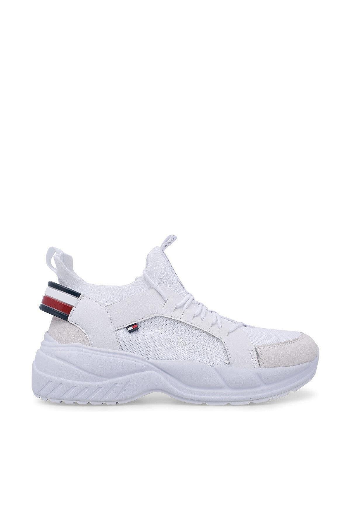 Tommy Hilfiger Chunky Knıt Sneaker