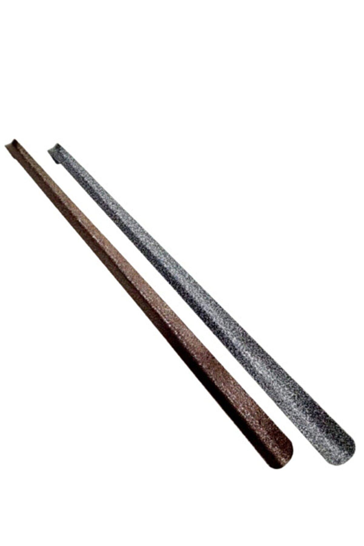Step Kalın Demirden Imal Edilmiş Ömürlük Metal Çekecek Kerata Gri Renk 65cm