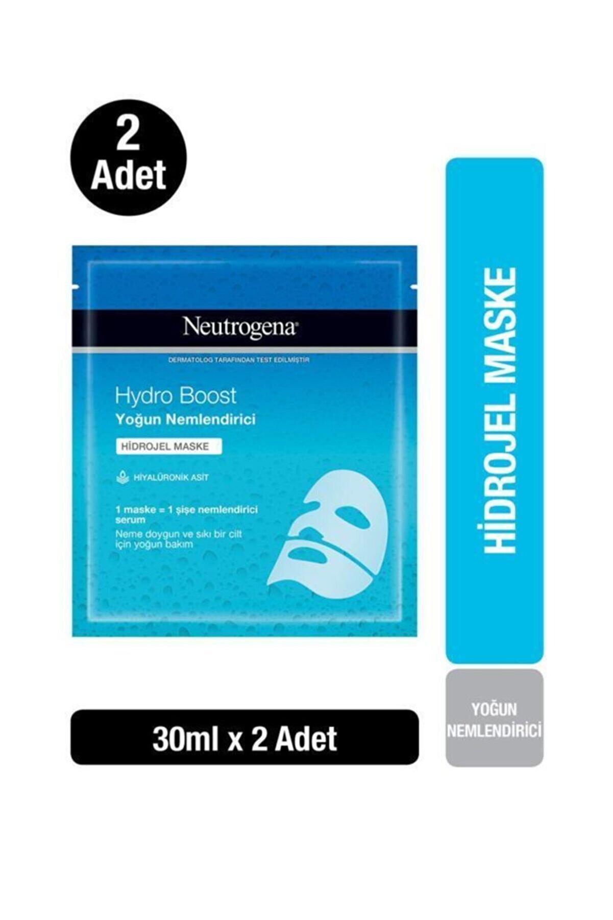 Neutrogena Hydro Boost Hidrojel Maskesi 30 Gr x 2 Adet