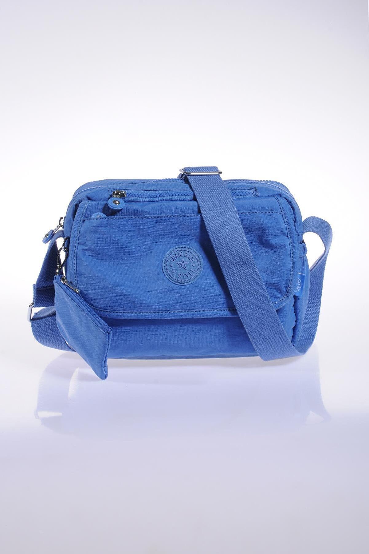 Smart Bags Smb1172-0031 N.mavi Kadın Çapraz Çanta