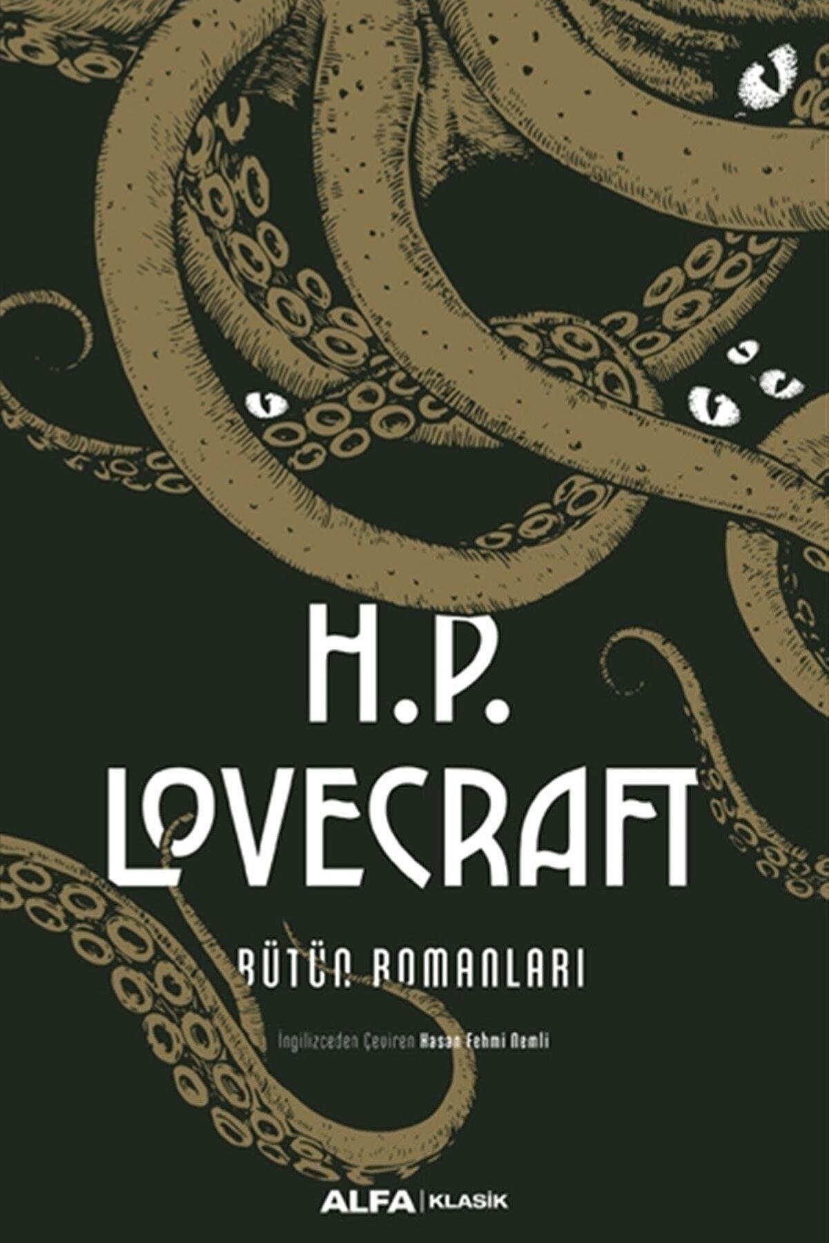 Alfa Yayınları H.p. Lovecraft Bütün Romanları