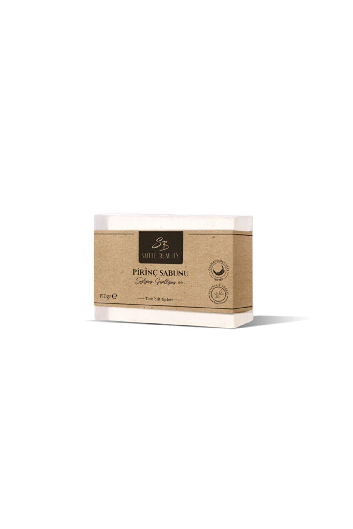 MiniMall Sante Beauty Doğal Pirinç Sabunu 150 Gr Sb7142
