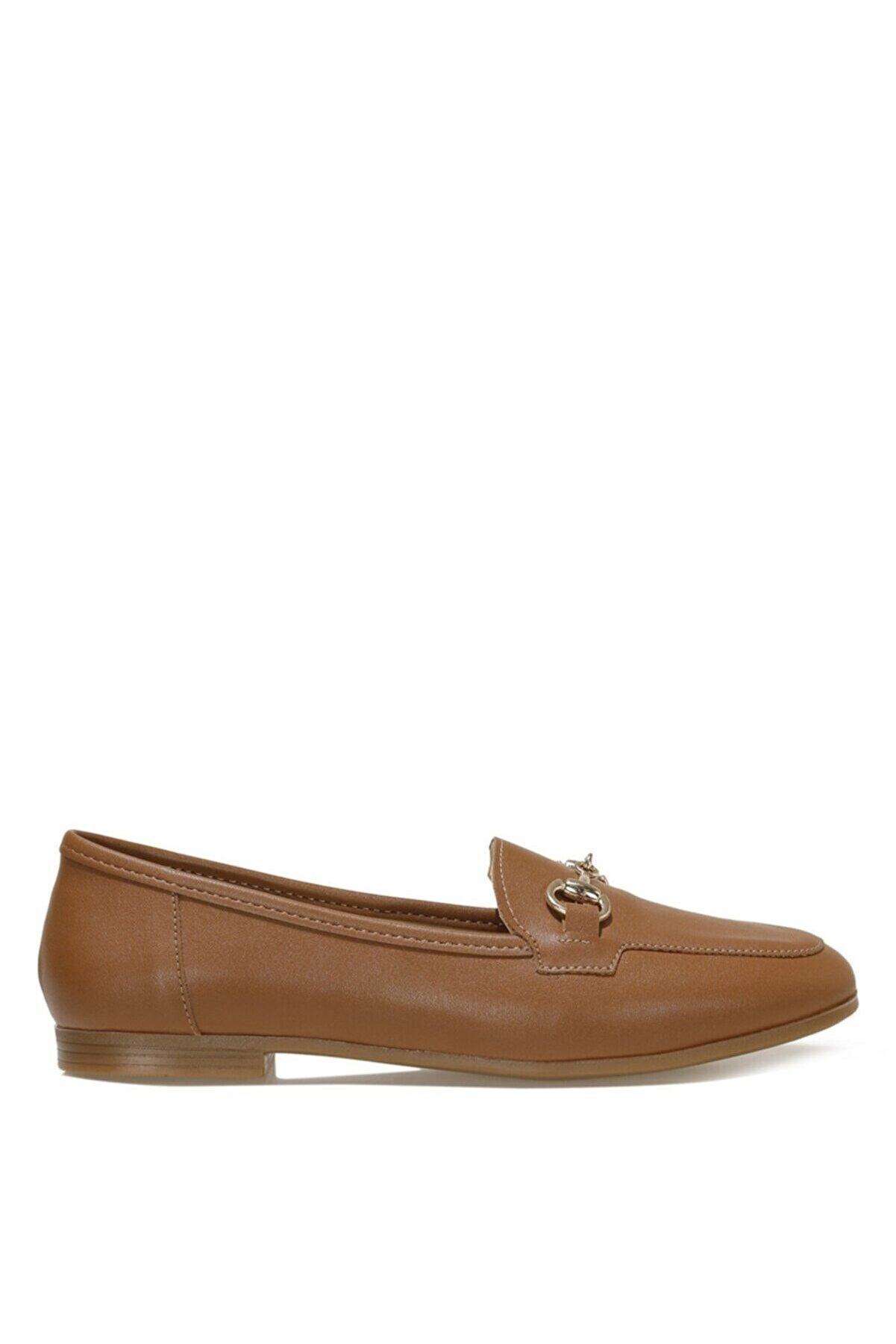 İnci SIMA.Z 1FX Taba Kadın Loafer Ayakkabı 101033765