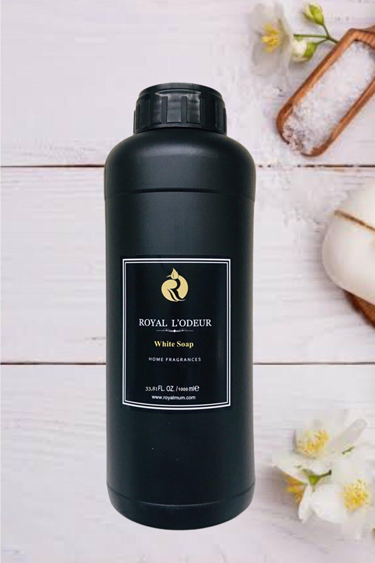 Royal Mum Beyaz Sabun Oda Kokusu Yedeği (refill) 1 Litre