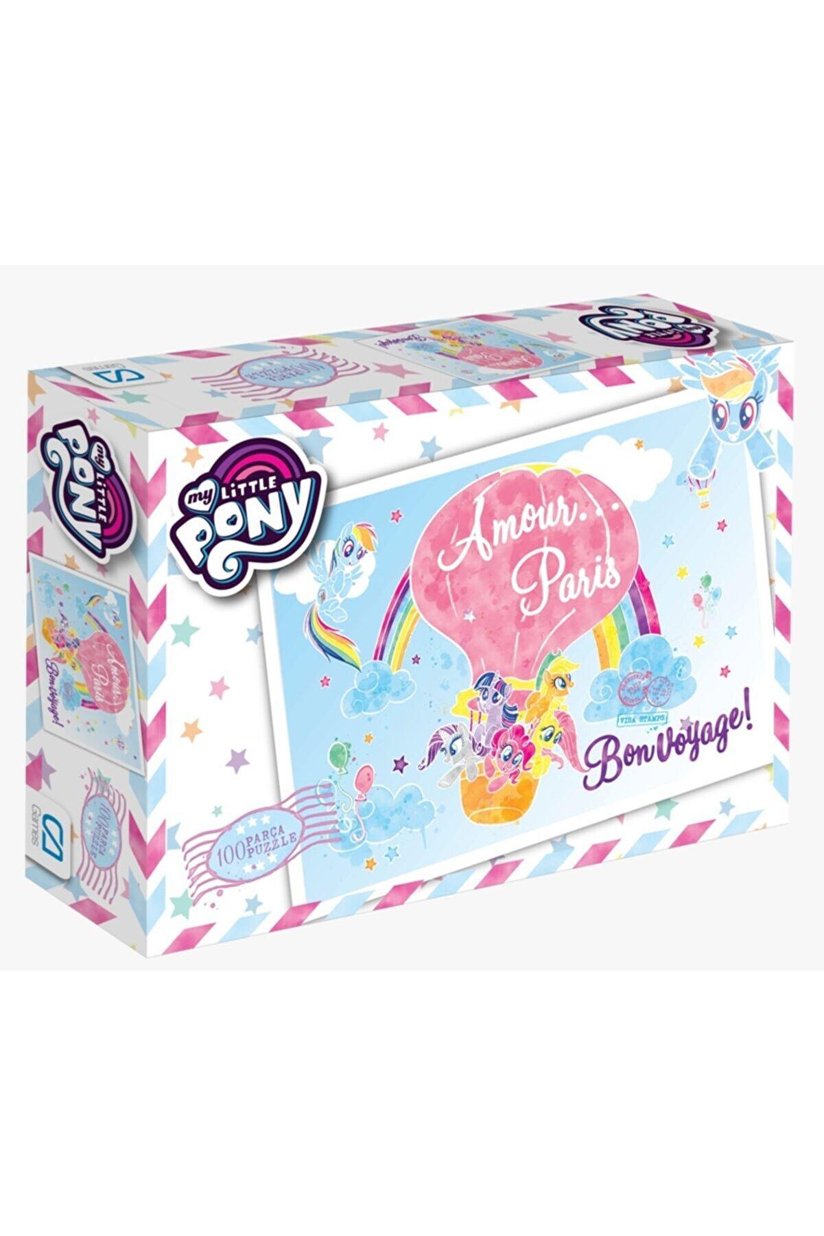 CA Games My Little Pony Puzzle 100 Parça Ca.5010