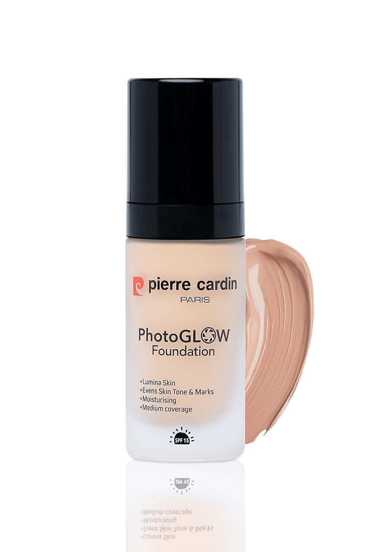 Pierre Cardin Photoglow Aydınlık Veren Fondöten Light Skin With Neutral