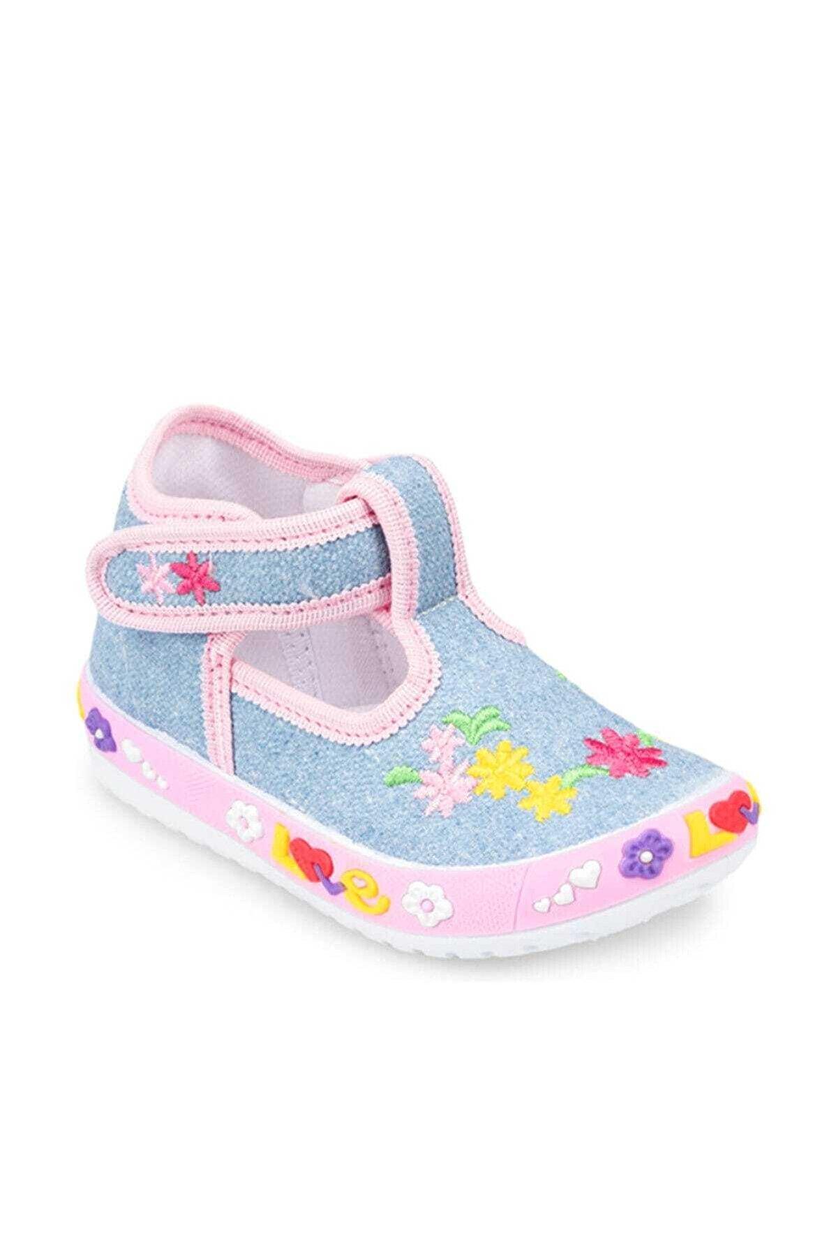 Polaris 91.509321.b Mavi Kız Çocuk Babet 100378643