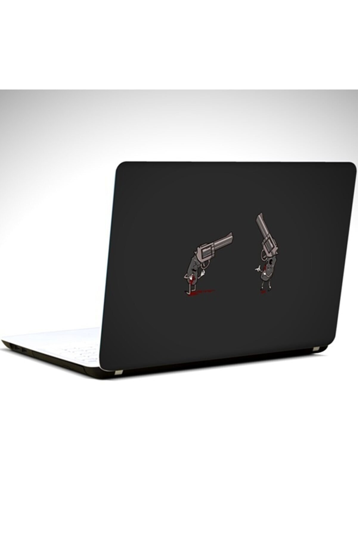 Dekolata Laptop Sticker 19 Inch (40,5x27 cm)