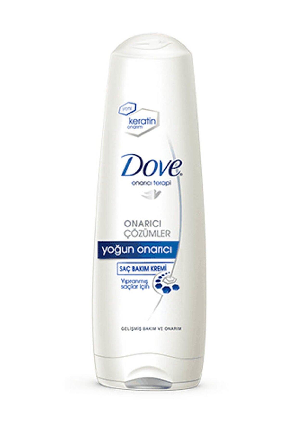 Dove Yoğun Onarıcı Yıpranmış Saçlar İçin Saç Bakım Kremi 400 ml