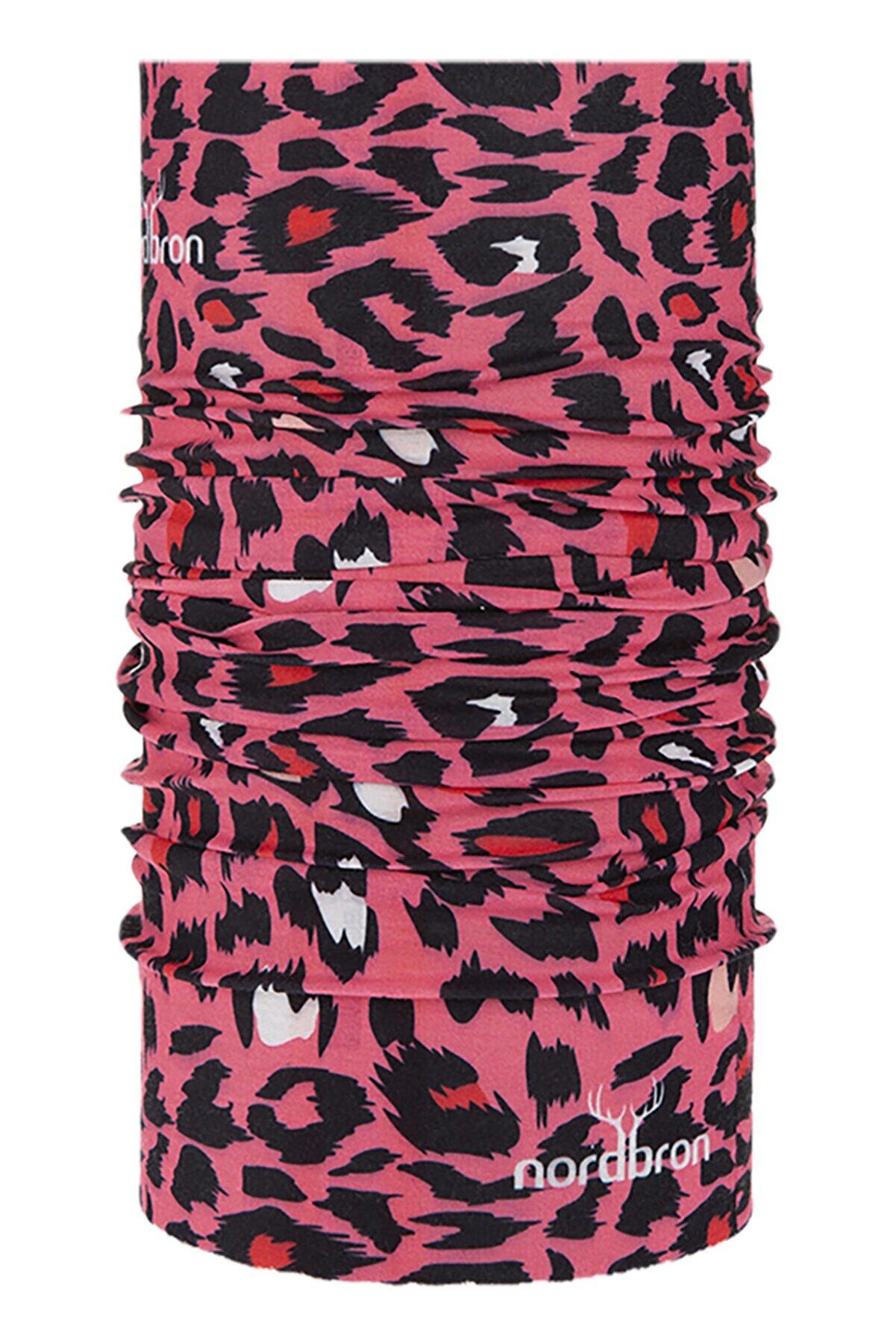 Nordbron Animal Print-classic Pink