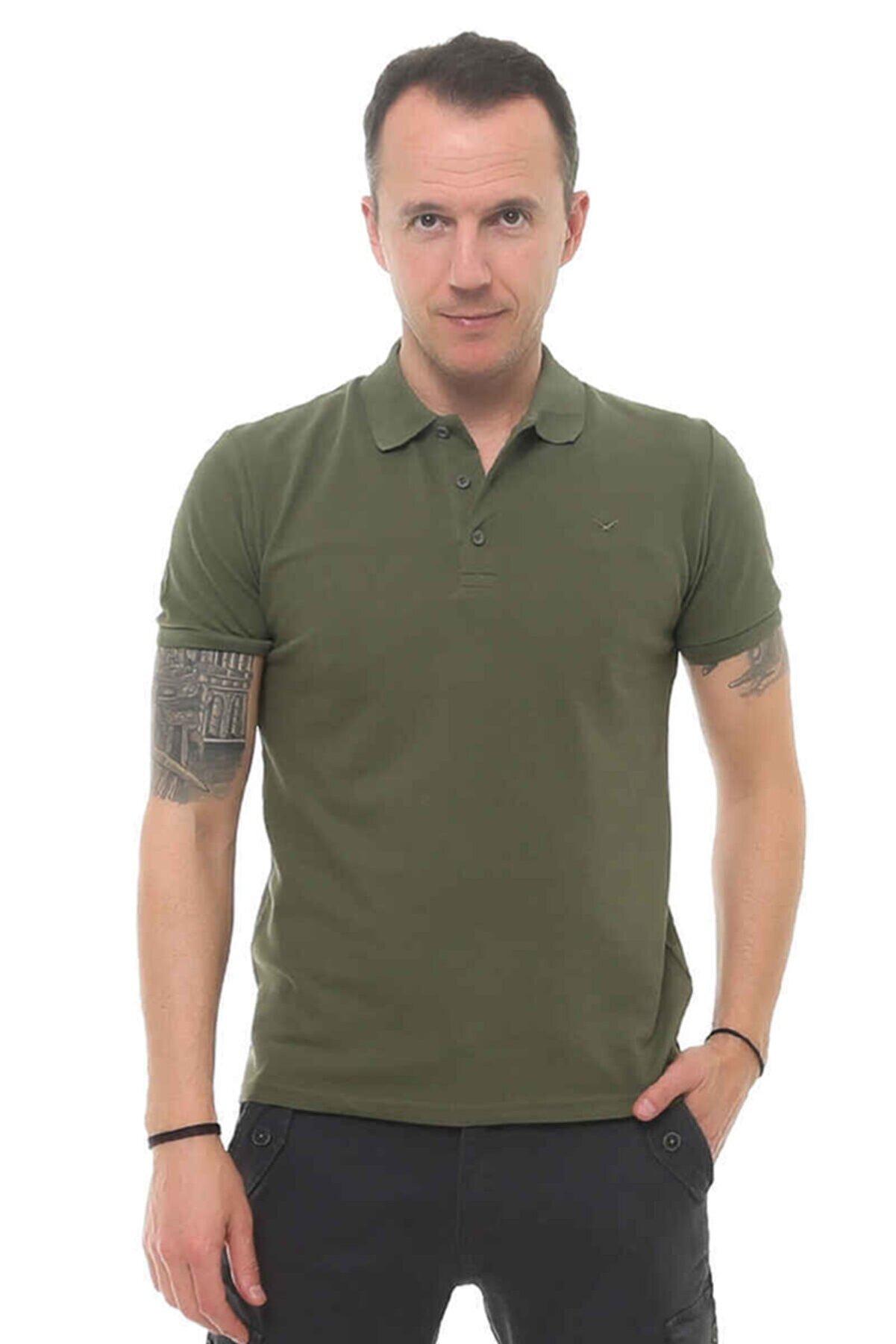 Cazador Erkek Polo Yaka T Shirt 4613