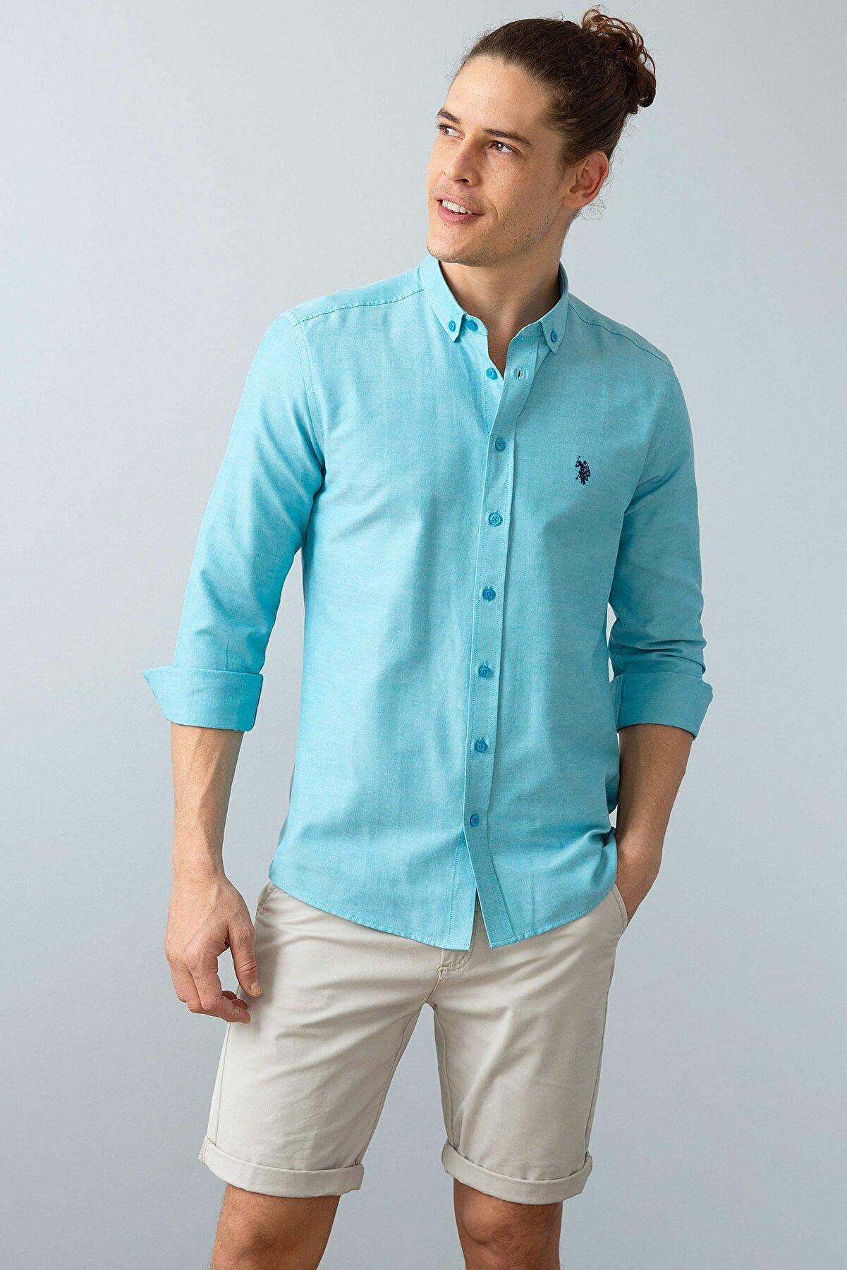 US Polo Assn Erkek Gömlek G081GL004.000.1105592