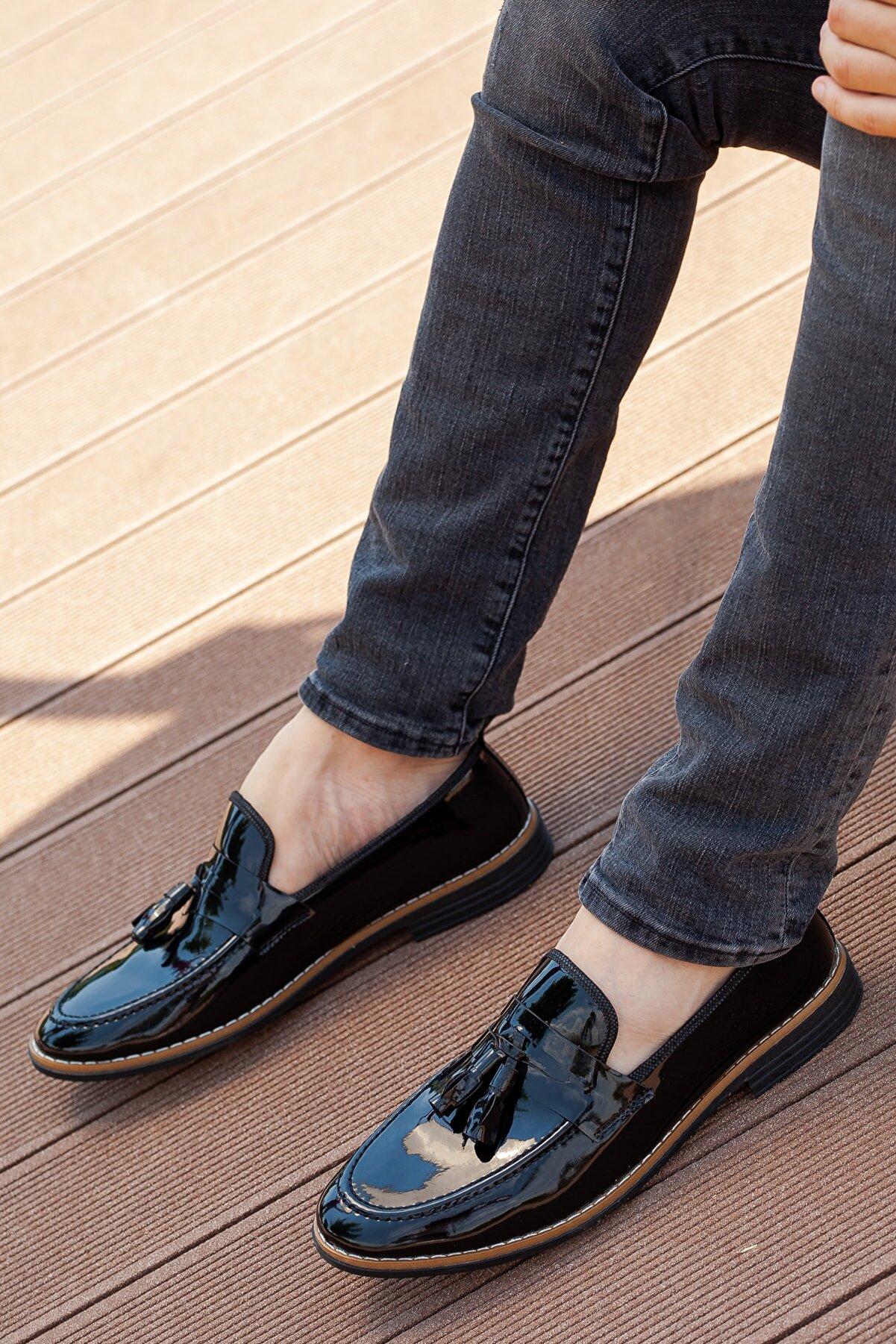 Muggo M207 Ortopedik Günlük Erkek Ayakkabı