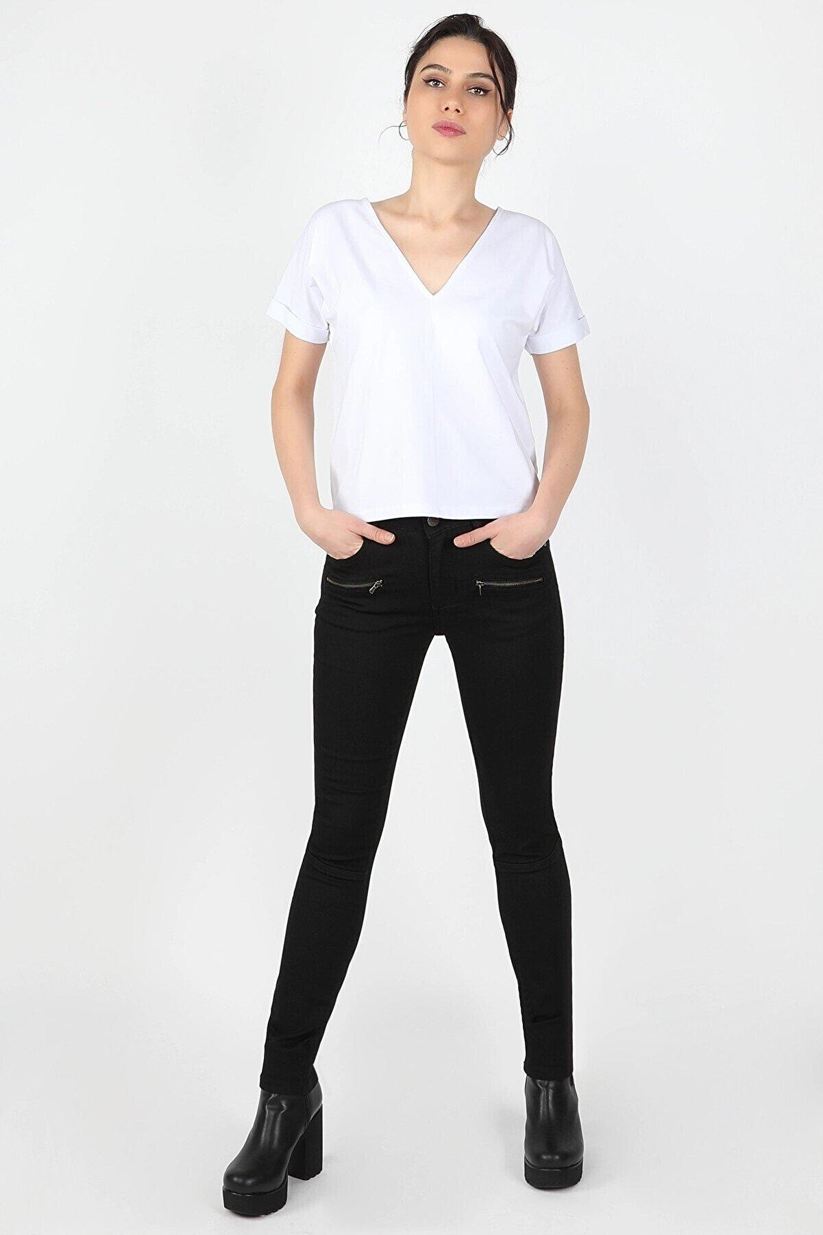 BALİNS Kot Pantolon Siyah
