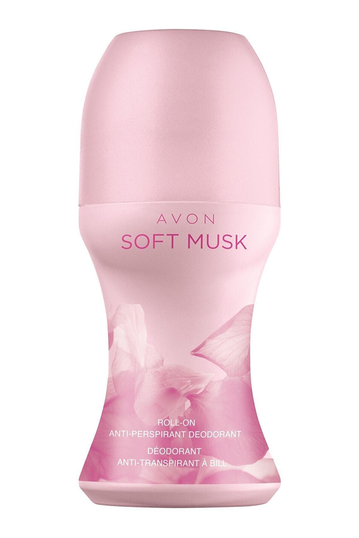 Avon Soft Musk Kadın Roll-on - 50 ml 5050136716585