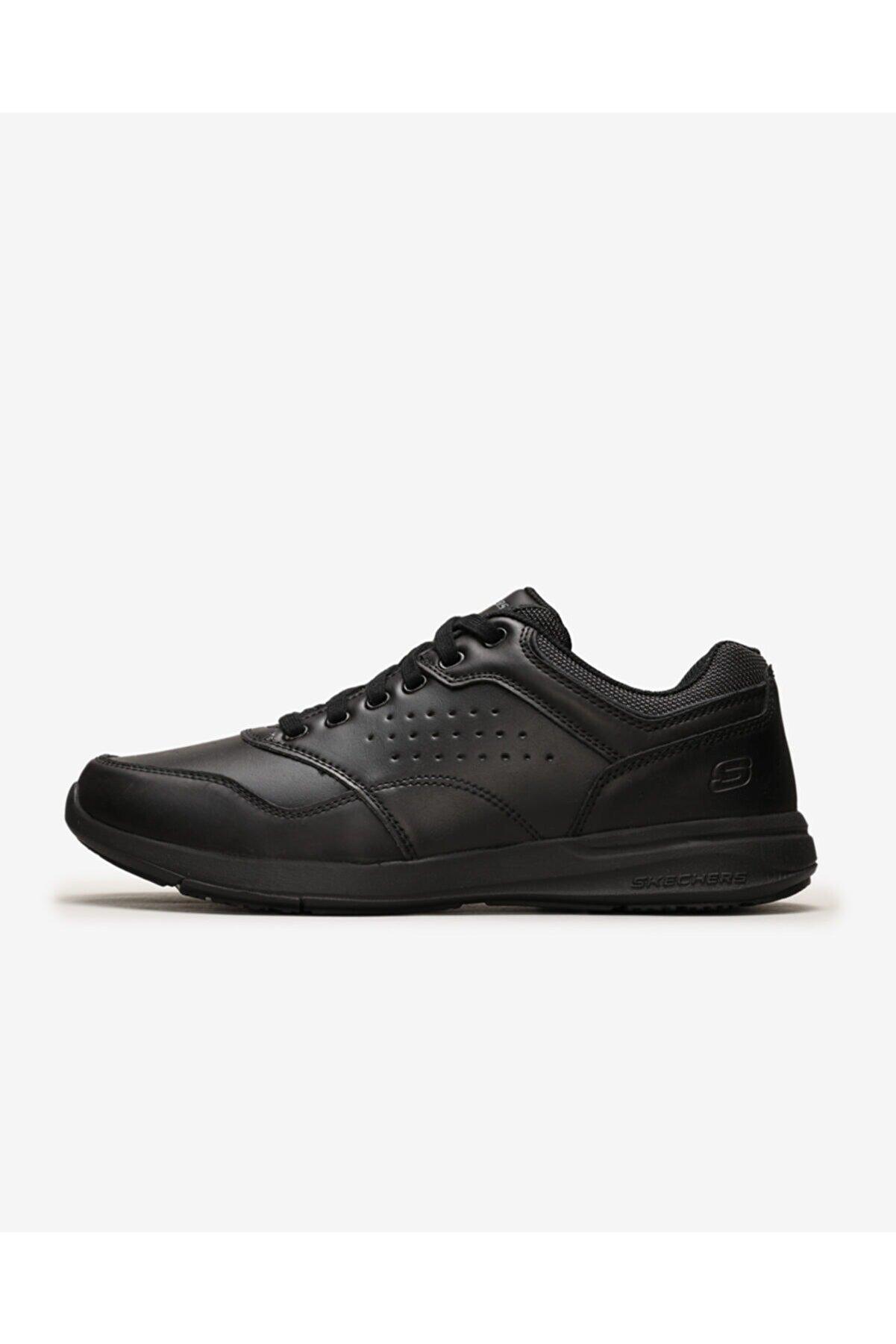 Skechers Erkek Siyah Günlük Ayakkabı