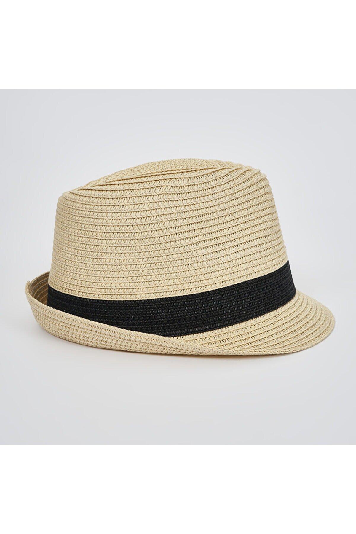 Panço Erkek Çocuk Hasır Şapka 2012bk19008